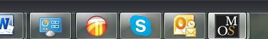 Windows Tray icon-MetOs