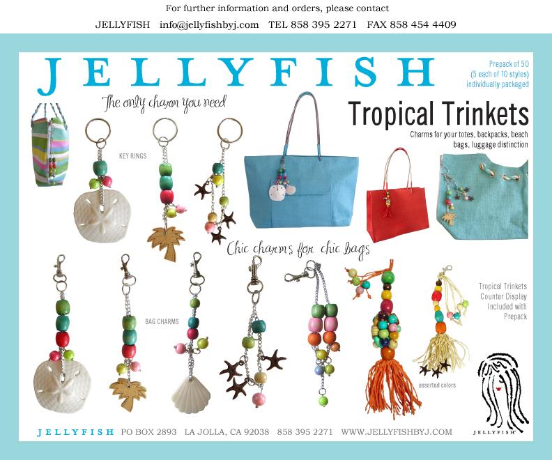 Jellyfish trinkets sellsheet