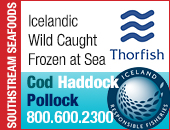 Southstream Seafood web ad